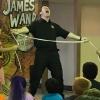 The risky Rope Thru Body Trick!